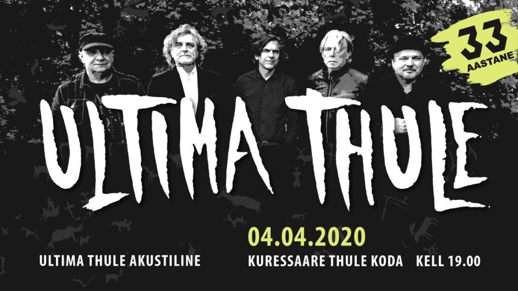 Ultima Thule kontsert Thule Kojas